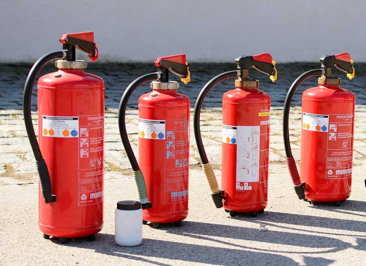 Consulenza antincendio a Brescia